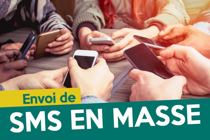 Envoi sms en masse : conseils et sélection de logiciels professionnels
