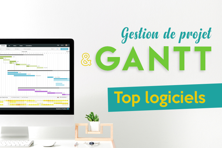 Gestion de projet : les meilleurs logiciels pour créer un diagramme de Gantt