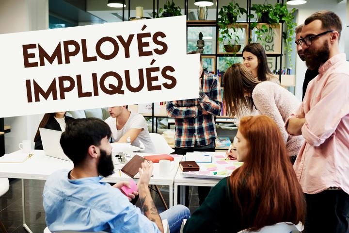Employés impliqués : une valeur inestimable pour l'entreprise
