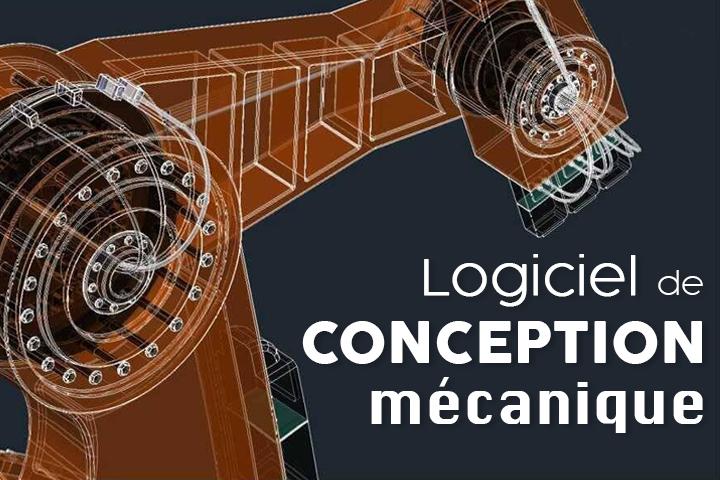 Le logiciel de conception mécanique pour les ingénieurs et les concepteurs