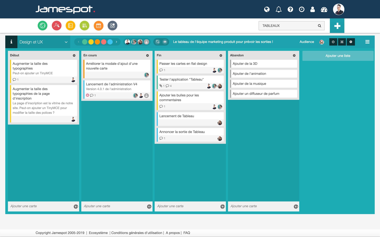 intranet_entreprise_jamespot-tableaux-gestion_projet_workflow