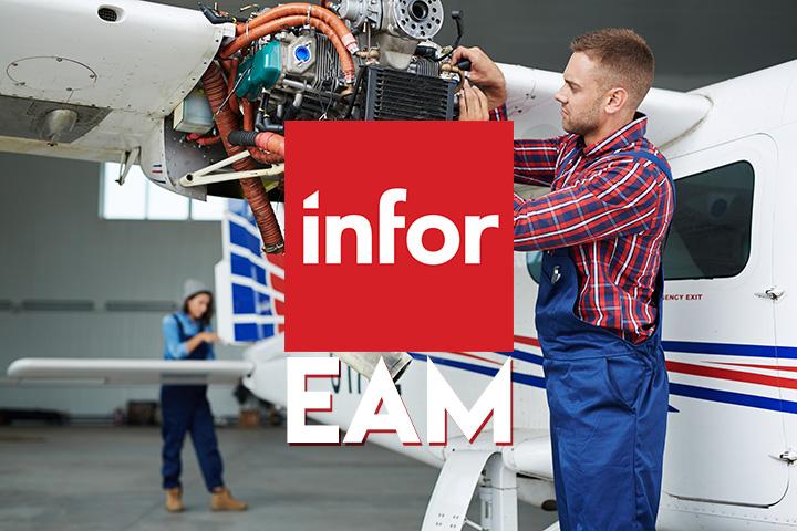 Infor EAM : solution de GMAO et de gestion des équipements
