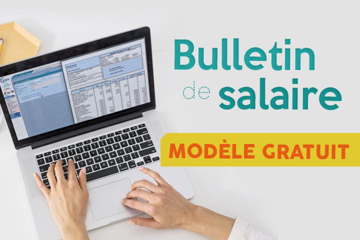Téléchargez votre modèle de bulletin de salaire gratuit !