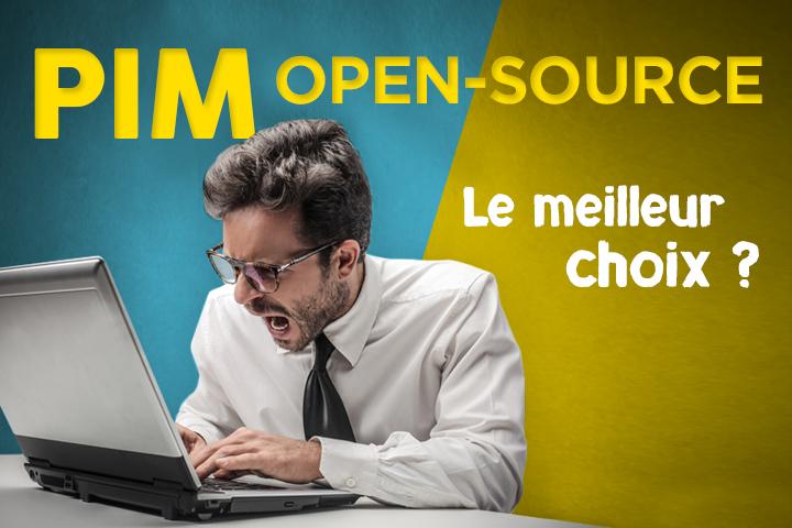 """PIM Open-source et logiciels """"propriétaires"""" : mythes et réalités"""