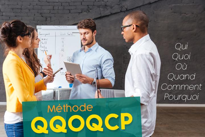 Méthode QQOQCP : définition, exemples concrets et avantages à en tirer
