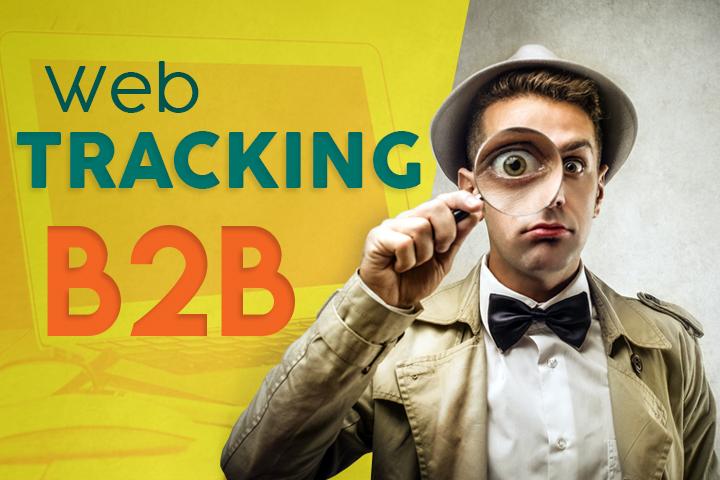 3 solutions de web tracking B2B pour générer plus de prospects avec son site
