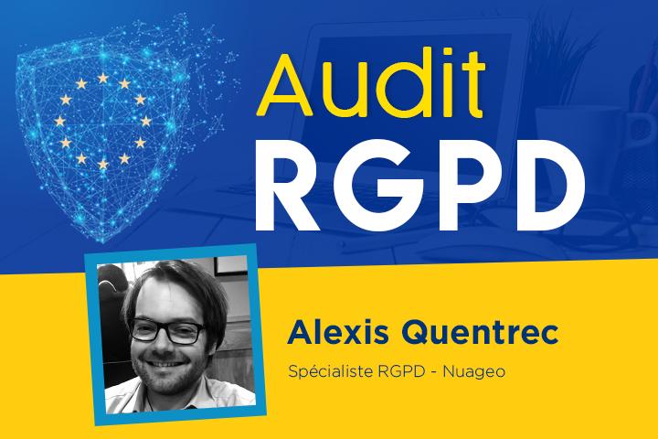 Audit RGPD : lier l'utile à l'agréable