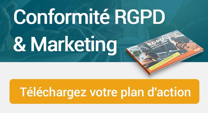 RGPD et marketing : le guide à télécharger