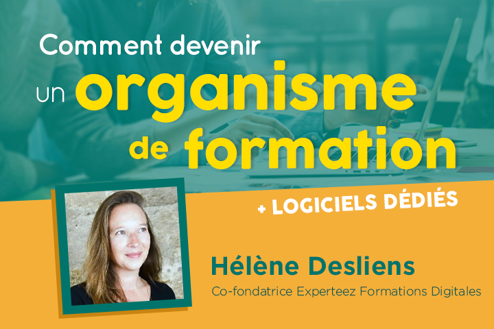 Comment devenir un organisme de formation ?