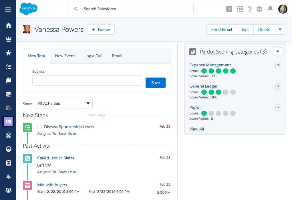 Le logiciel CRM Salesforce Sales Cloud est GDPR compliant