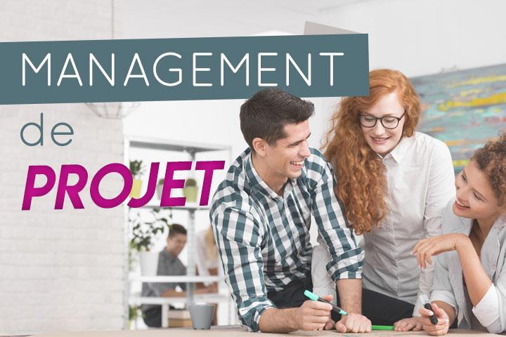 Management de projet : maîtriser la gestion de projet avec la bonne méthode et les bons outils