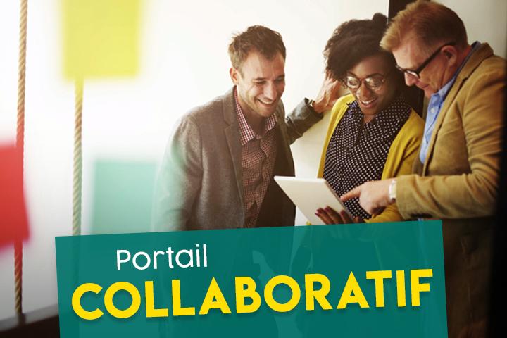 Portail collaboratif