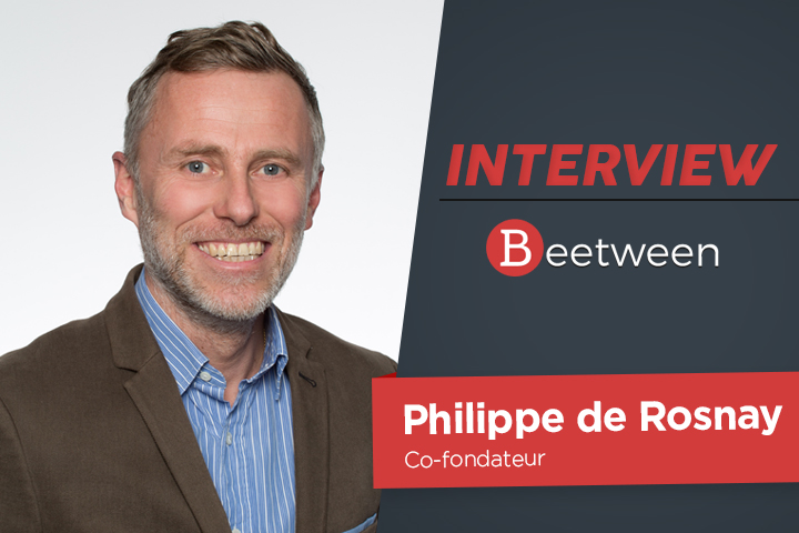 [ITW] Philippe de Rosnay co-fondateur de Beetween, outil de recrutement
