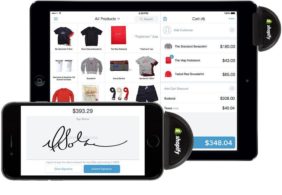Plateforme ecommerce Shopify