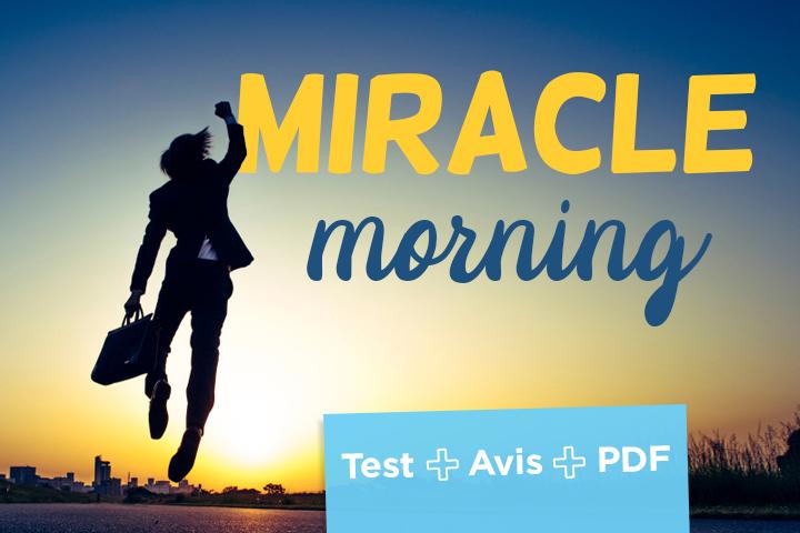 Miracle Morning : on vous dit tout sur le livre et la méthode de Hal Elrod