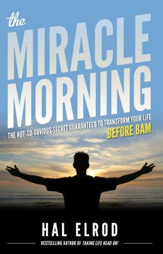 Le livre The Miracle Morning d'Hal Elord la version originale