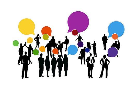 Chat et réseau social d'entreprise