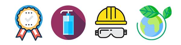 QHSE : qualité, hygiène, sécurité, environnement