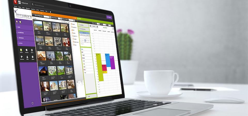 Immostore logiciel de Multidiffusion annonces immobilières
