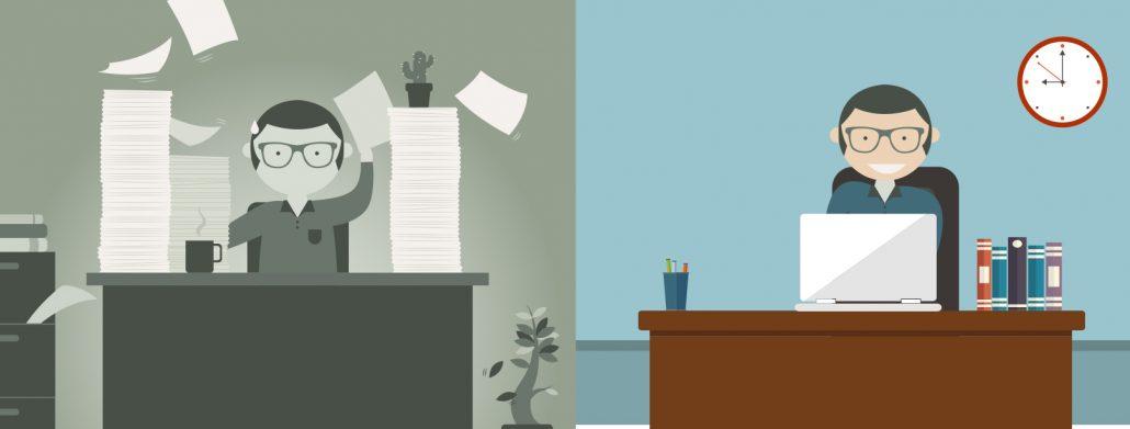 La transformation numérique et la gestion électronique des documents