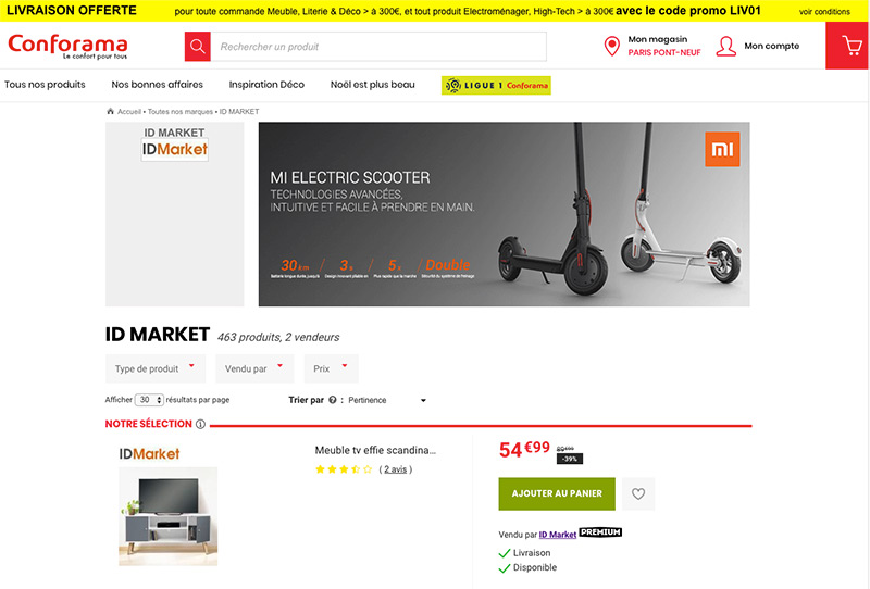 saas marketplace Mirakl
