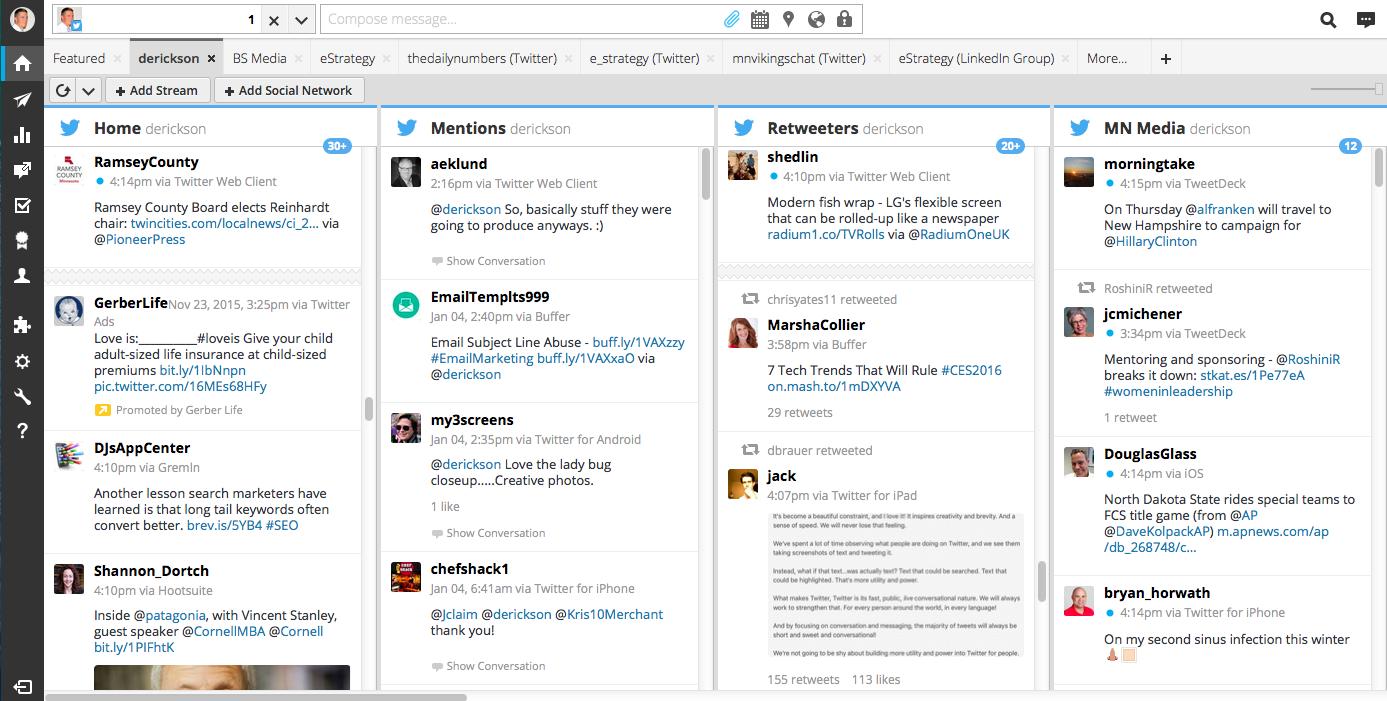 Hootsuite : outil de social media management