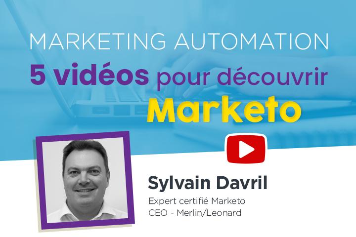 5 vidéos pour découvrir Marketo, la  plateforme de marketing automation