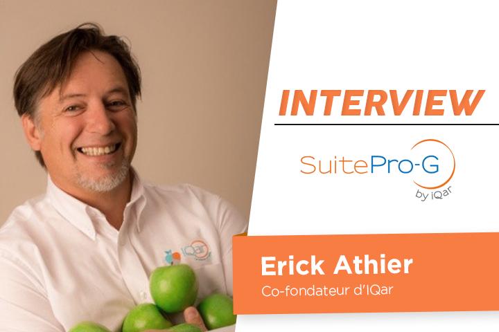 [ITW] Erick Athier, co-fondateur d'IQar, éditeur de la solution PPM SuiteProG