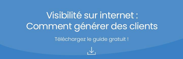 Livra blanc à télécharger : augmenter sa visibilité sur internet