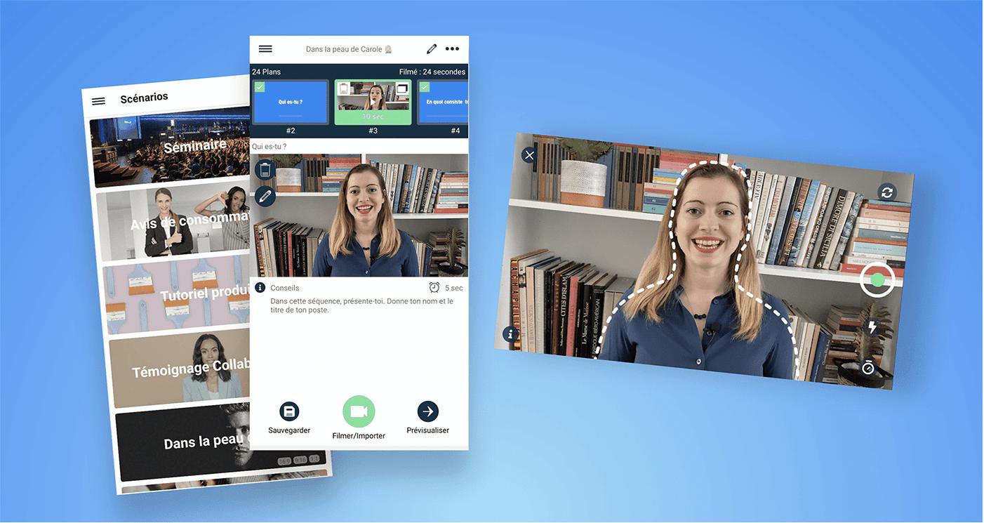 Communication vidéo : visuel Kannelle