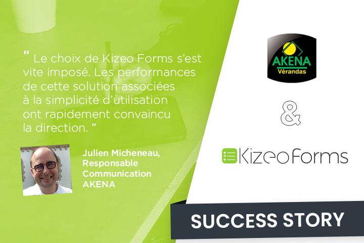 Transition numérique : AKENA mise sur Kizeo Forms pour digitaliser son activité !
