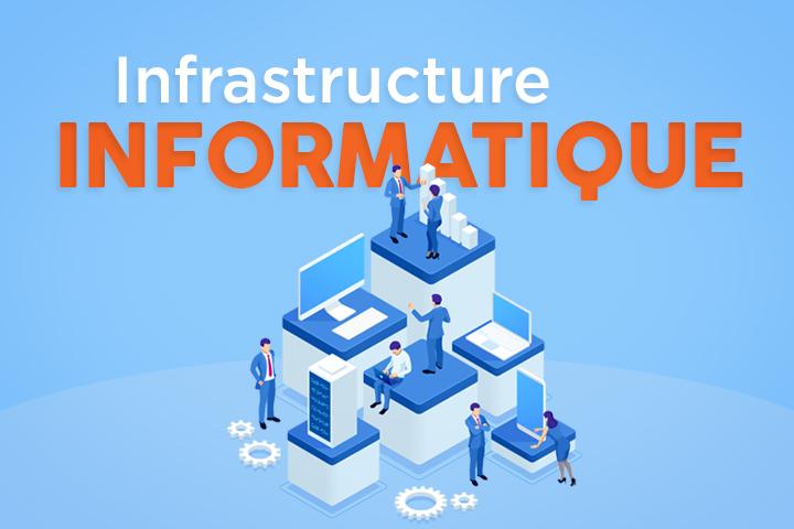 L'infrastructure informatique, vecteur de l'essor de votre entreprise