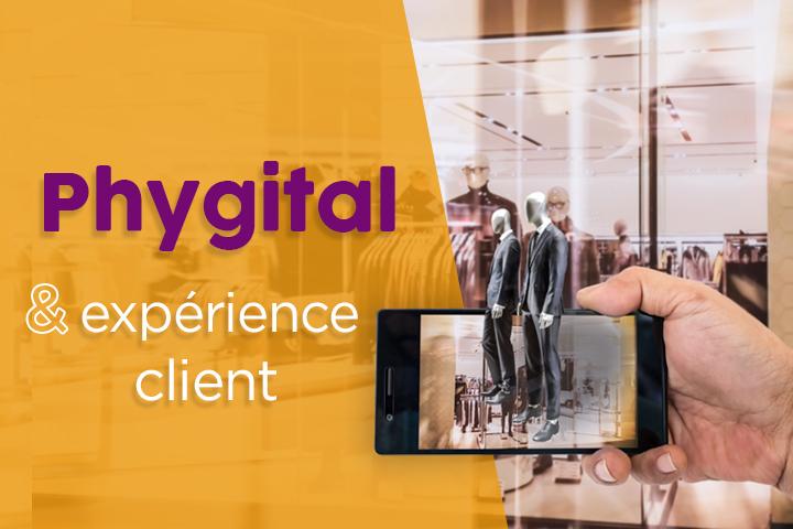 Avec le phygital, augmentez la satisfaction client et stimulez vos ventes !