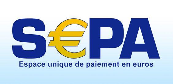Prélèvement SEPA : logo