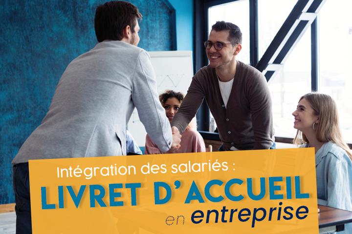 Facilitez l'intégration des salariés avec un livret d'accueil en entreprise