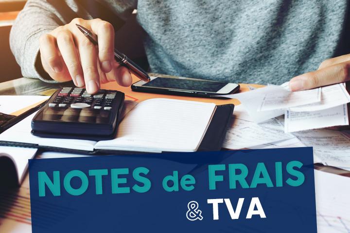 Comment récupérer la TVA sur les notes de frais ?