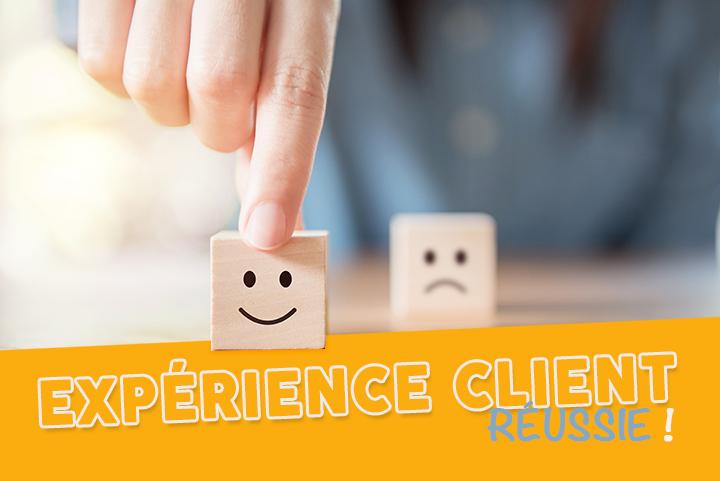 Expérience client réussie : la clé pour booster vos ventes !