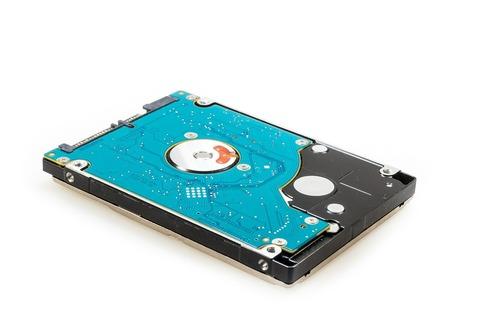 stockage informatique : disque dur