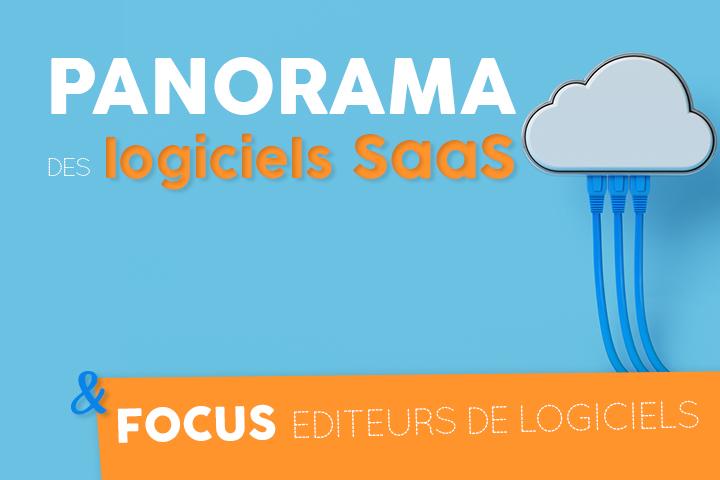 Panorama des meilleurs logiciels en ligne → les SaaS !