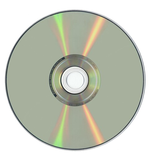 stockage informatique : disque optique