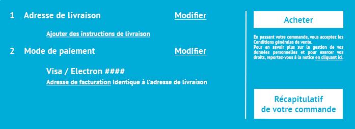 rgpd site internet : les mentions légales ecommerce