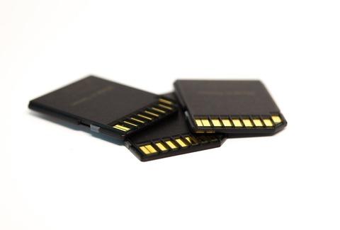 stockage informatique : carte mémoire