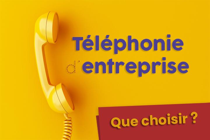 Quelle solution de téléphonie entreprise choisir ? VoIP/ ToIP