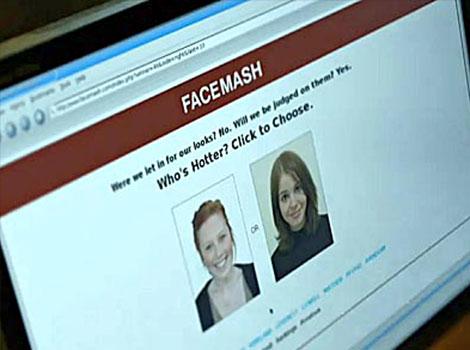 Facemash growth hacking
