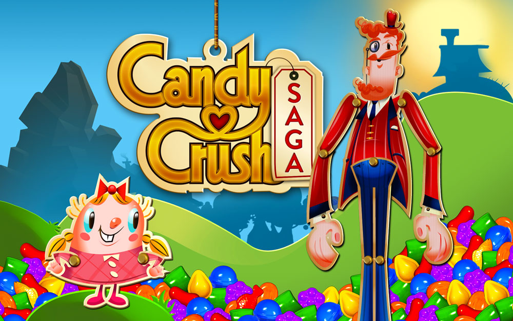 Candy crush growth hacking