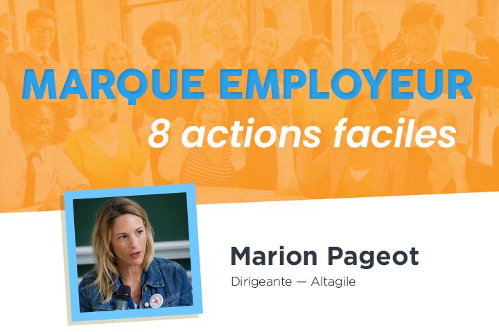 8 actions faciles à mettre en place pour une marque employeur efficace