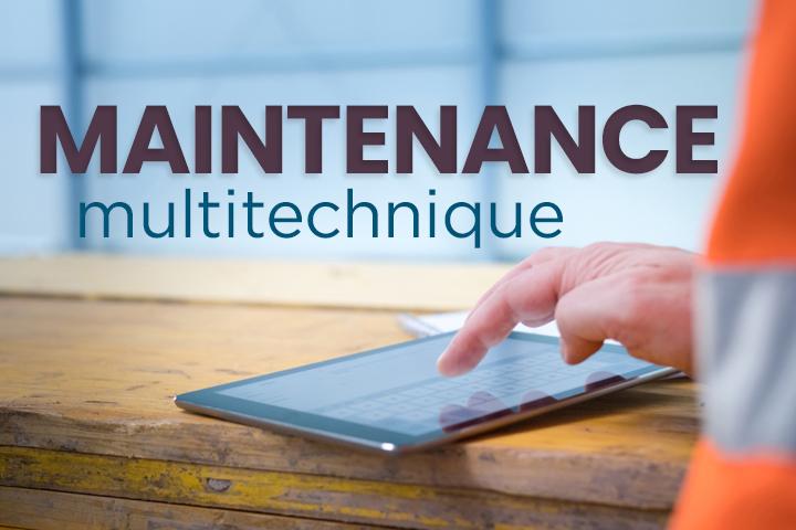 3 outils pour gérer la maintenance multitechnique à moindre coût