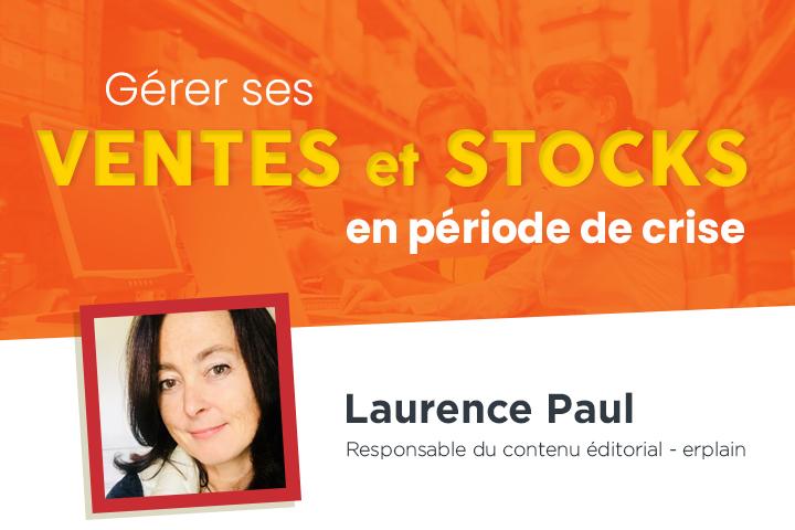 TPE & PME : Optimisez votre gestion des ventes et des stocks afin de rebondir en période de crise