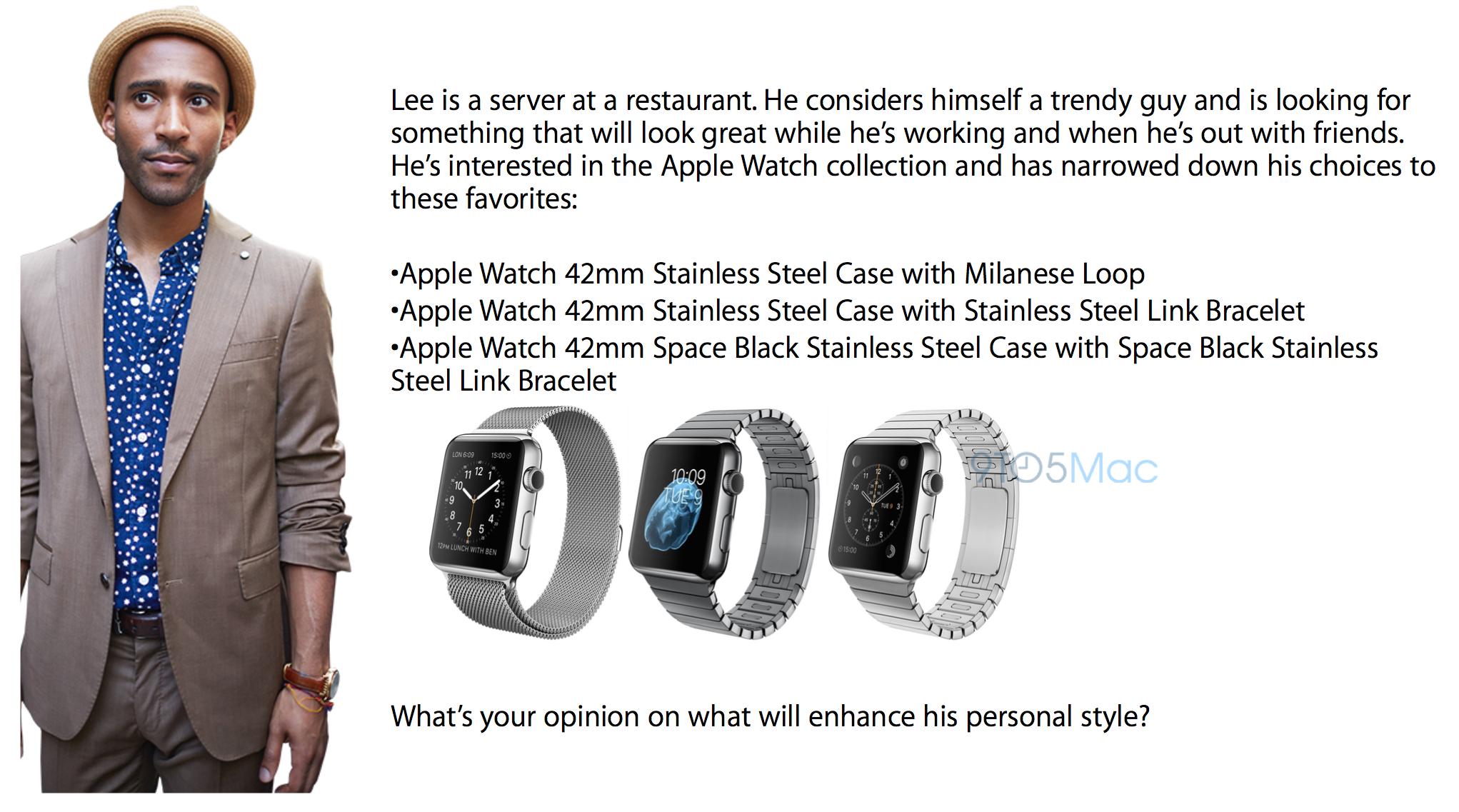 image de marque apple