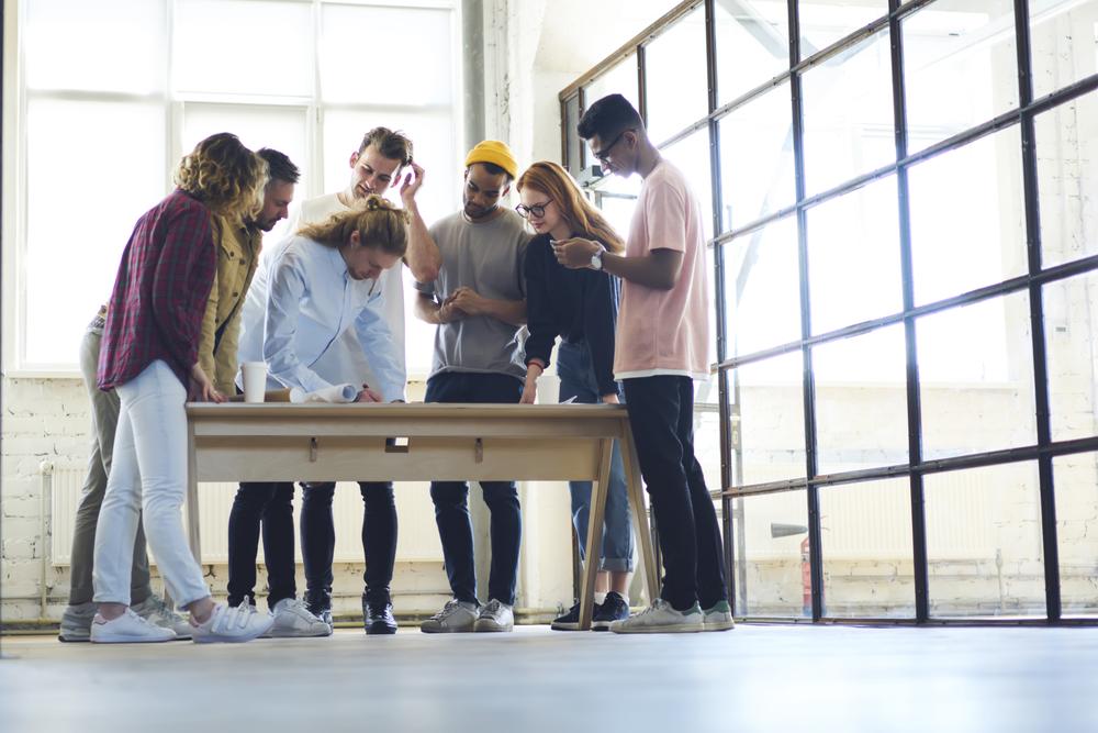 Travailler en équipe : organisation du travail, réunion d'équipe et cohésion